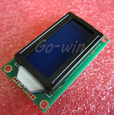 1Pcs 0802 8X2 characters Lcd module Blue backlight New