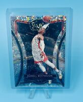 Russell Westbrook 2019-20 Panini Select Hybrid Silver Disco Prizm Premier Level