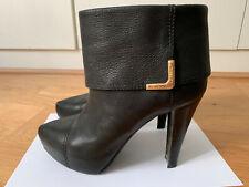 LOUIS VUITTON - Black Heels Shoes / Bottines Noires - Size / Taille 38