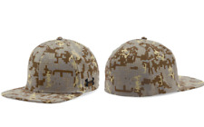 Under Armour Men's Flat Bill Cap, Camouflage/Digital, Choose Size,  0010