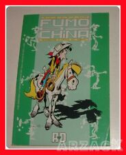 FUMO di CHINA 4 (35) edizioni AD 1989 LUCKY LUKE