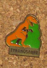 D2 PIN DINOSAUR S ANIMAL PREHISTORIC (SIGNÉ: PREHISTO PIN'S TYRANOSAURE