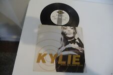 KYLIE MINOGUE 45T WHAT DO I HAVE TO DO. 7""