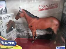 Breyer Collectable Model Horses in History Commanche with video