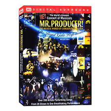Hey, Mr.Producer (DTS) 2disc DVD -Cameron Mackintosh (*New *Sealed *All Region)