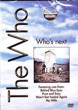 THE WHO who´s next  DVD NEU OVP/Sealed