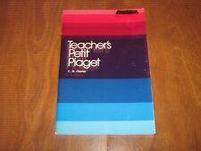 Teacher's Petit Piaget by C. M. Charles (1974, Paperback)