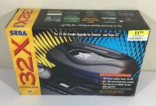 Sega Genesis CD 32x System NICE Box Only NO Console NO INSERT Rare Condition