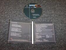 2001-2002 Mercedes Benz S350 S430 & 4Matic S55 AMG Service Repair Manual DVD