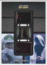 Star Wars Jedi Legacy TFR-3 Triple Film Cel Relic Card Luke Skywalker