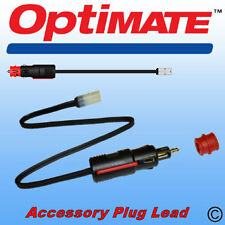 Optimate 4 Accessory Cigarette Lighter Plug Lead TM72