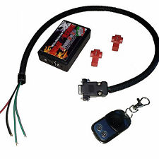 Centralina Aggiuntiva fit Nissan TERRANO 2  2.7 125CV+Telecomando ChipTuning Box