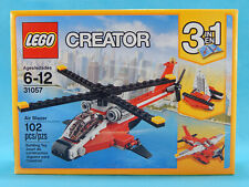 Lego Creator 31057 Air Blazer 102pcs New Sealed 2017 Helicopter 3 in 1