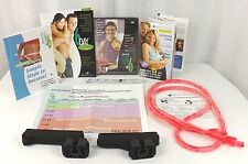 Debbie Siebers Slim in 6 Dvd Workout by Beachbody + Bands, Measuring Tape, Books