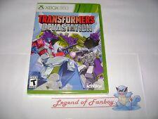 * New * Sealed * Transformers Devastation (Generation 1) - Microsoft Xbox 360