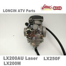163 LONCIN ATV PARTS Carburetor LX250F 250cc Quad Spare engine JS171FMM