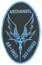 USAF 17th SOS SPECIAL OPERATIONS SQUADRON ARCHANGEL 353 SOMXS PATCH