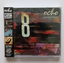 OCHO 8 THE FIRST ALBUM LATIN CLASSICS MUSIC CD NEW & SEALED