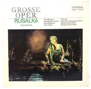 "Vinyl LP 12"" Eterna 826202 - Grosse Oper Rusalka - Antonín Dvorak (P3)"
