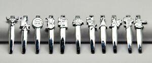 Custom Pen Making, Pen Clips, American Sports