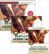 Beyond Horse Massage by Jim Masterson - Complete Set