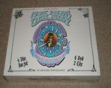 Family Dog presents CHET HELMS Tribal Stomp 2 CD 4 DVD BOX SET SEALED NEW