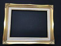"Vintage Baroque Ornate Gold ~12""x 16"" (Art Size ) or 14 x 18   Last 1"