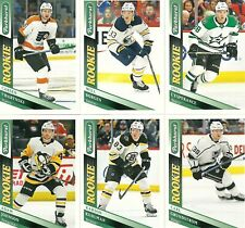 2019-20 Upper Deck Parkhurst Mixed Parkhurst Rookies  6 pack Lot 4
