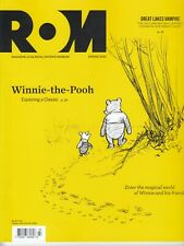 WINNIE THE POOH ROYAL ONTARIO MUSEUM SPECIAL EDITION MAGAZINE WITH BLOODSUCKERS