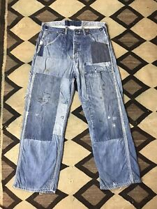 1940's 1950's? Denim Workwear Jeans