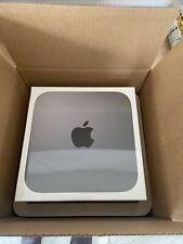 Apple Mac Mini (2020) Nettop PC, Intel Core i3 Quad Core 3.6GHz, 8GB RAM, 256GB