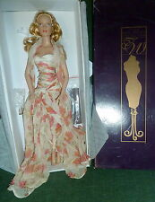 "Tonner Toscano 16"" Dressed Doll Very Hard To Find."