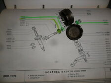 GHIERA SCATOLA STERZO FIAT 500 D/F/L/ FIAT 600 D FIAT 336514