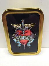 Bon Jovi Groupe De Rock Musique 80's Légende Classique Cigarette Tabac Rangement