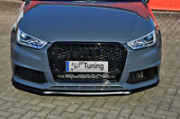Sonderaktion Spoilerschwert Frontspoiler Cuplippe aus ABS Audi S1 8X mit ABE