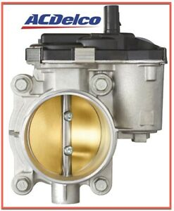 Electronic Fuel Injection Throttle Body Assembly ACDelco GMC OEM 12632101