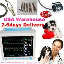 VET Veterinary  PET patient monitor Multiparameter ICU machine big screen,SALE