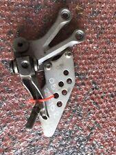 Kawasaki ZX10R 2004/2005 Left Foot Rest Hanger + Heal Plate + Peg