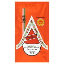 HUNGARIAN PAPRIKA - The Original Kalocsai powder - Worldwide free shipping