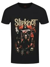 Bravado EU Metal Mens Slipknot Come Play Dying Cotton Casual 3d Print T Shirt XXL