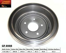Brake Drum Rear Best Brake GP8988