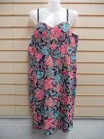 Joe Browns Dress Floral Multi Size 14 (More like size 16 )  BNWT (G010)