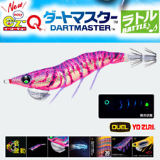 Duel EZ-Q Dart Master Rattle Squid Jig BLGP Blue Glow <2018 NEW>