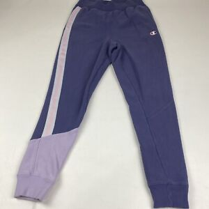 Champion Reverse Weave Sweatpants Sz M Purple Joggers