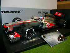 F1 McLAREN MP4-28 BUTTON 2013 1/18 MINICHAMPS 530131805 voiture miniature formul