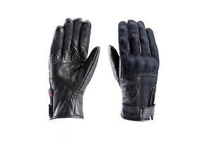 Blauer Combo Denim Black Gloves RRP £69.99 *FREE UK DELIVERY*