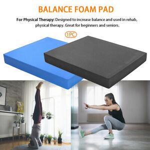 Yoga Cushion Foam Board Balance Pad Gym Fitness Exercise Mat Workout Exercise
