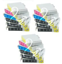18 ink cartridges for Epson T0711 T0712 T0713 T0714 T0715