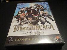 "COFFRET 2 DVD ""THE TOWER OF DRUAGA, THE AEGIS OF URUK - SAISON 1"" manga"