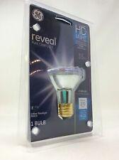 GE 74869 Track & Recessed Halogen Floodlight Bulb, 35 Watts, 120 Volt